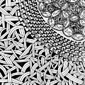 Zentangle Inspired Design by Eric Strickland