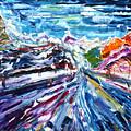Zermatt Or Cervinia by Pete Caswell
