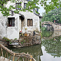 Zhouzhuang - A Watertown by Marla Craven