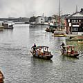 Zhujiajiao - A Glimpse Of Ancient Yangtze Delta Life by Christine Till