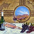Zia Wine by Ricardo Chavez-Mendez