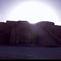 Ziggurat Of Ur  by Eric  Nelson