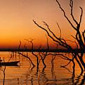 Zimbabwe Sunset by Carl Purcell
