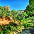 Zion In The Morning by Judy Coggin