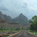 Zion National Park 1 by Jocelyn Eastman