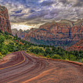 Zion National Park by Mark Andrews