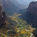 Zion Valley by Pierre Leclerc Photography