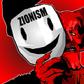 Zionism Devil by Geek Dissident