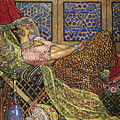 Zira In Captivity by John Byam Liston Shaw