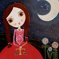 Zodiac Libra by Laura Bell