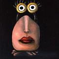 Zoe 2 The Little Alien by Leah Saulnier The Painting Maniac