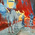 Zohan Camel by Amy Bernays