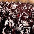 Zombie Army by Sam Hane