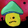 Zombie Mushroom 1 by Jera Sky