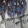 Zombie Trio by Mimulux patricia No