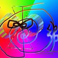 Zonar Reiki Symbol by Rizwana A Mundewadi