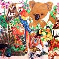Zoo Animals by John YATO