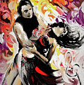 Zouk Lambada Dance by Alex Thomas
