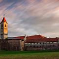 Zrinskis' Castle by Davor Zerjav