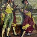 Zuloaga: Bullfighters by Granger