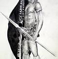 Zulu Roarkes Drift by Paul Sandilands