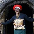 Zulu Woman by Michele Burgess