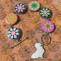 Zuri Charm Bracelet by Walter Neal