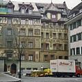Zurich Switzerland by Jost Houk