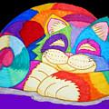 Zzzzzzzzzz Cat 3 by Nick Gustafson