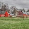 0298 - West Lake Road Farm I by Sheryl L Sutter