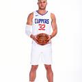 2017-18 La Clippers Media Day by Juan Ocampo