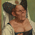 An Old Woman  The Ugly Duchess   by Quinten Massys