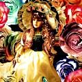 Anita Faye's Rose Garden by Debra Lynch