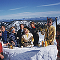 Apres Ski by Slim Aarons