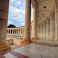 Arlington National Cemetery Memorial Amphitheater by Craig Fildes