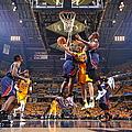 Atlanta Hawks V Indiana Pacers- Game One by Jesse D. Garrabrant