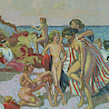 Bacchus And Ariadne, 1907 by Maurice Denis