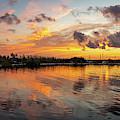 Bahia Honda Sunrise by David Hart