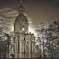 Beautiful Smolny Monastery by Pixabay