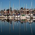 Bellingham Bay Marina  by Jim Corwin