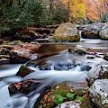 Big Creek, Tennessee by Harriet Feagin