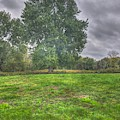 Blacklick Circle Earthwork by Jeremy Lankford