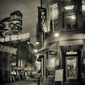 Blackstone Block Historic District - Boston by Joann Vitali
