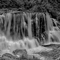 Blackwater Falls Mono 1309 by Donald Brown