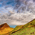 Blue Basin In John Day Fossil Beds by Dee Browning