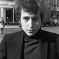 Bob Dylan In Sheridan Square Park by Fred W. McDarrah