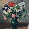 Bouquet Of Flowers, 1898 by Camille Pissarro