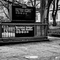 Brooklyn Bridge City Hall Subway Station by Susan Candelario