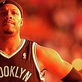Brooklyn Nets V Miami Heat by Mike Ehrmann
