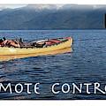 Canoe Phone Case by Darrel Giesbrecht